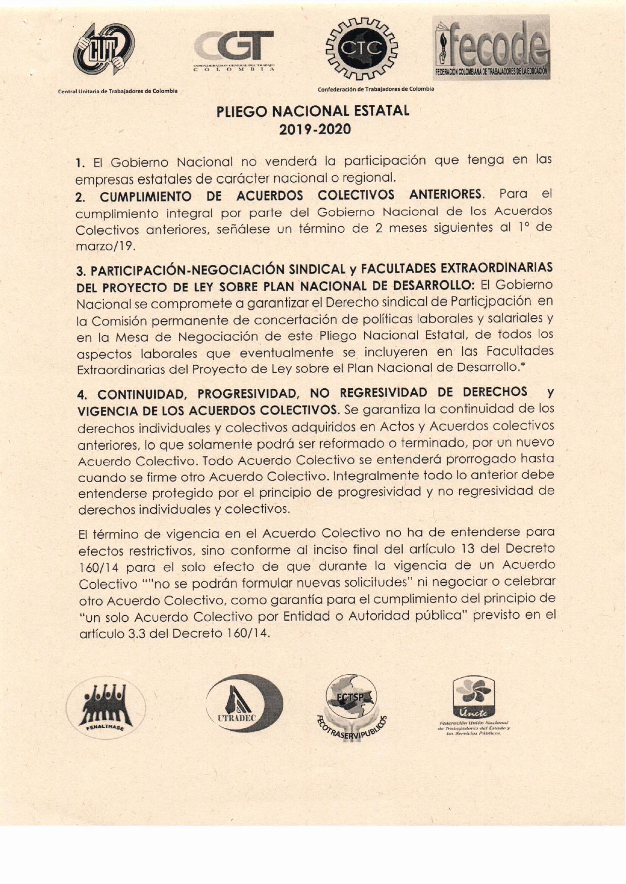 Encuentro Nacional Estatal