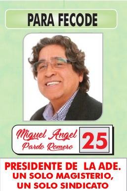 Miguel Pardo.