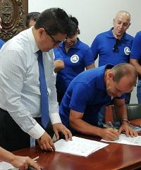 Avance en las relaciones laborales entre la Universidad de Antioquia y Sintraunicol Udea.
