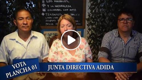 Video de propuesta de Renovación Sindical.